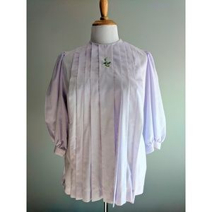 Tops - FINAL DROP! Handmade Vintage Embroidered Blouse